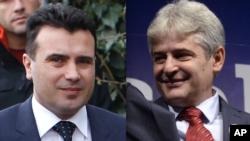 Macedonia, Zaev, Ahmeti