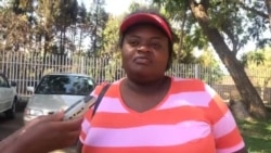 UNkosazana Nobuhle Makuvire Ukhuluma LoMavis Gama Ngokubhaxabulawa Ngamapholisa