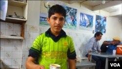 کراچی: 'کرکٹ ورلڈ کپ' فیور-تصاویر میں