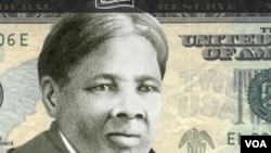 Design of the Harriet Tubman 20 dollar bill