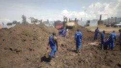 Ibisigarira vy'Abantu Bahambwe mu Kivunga mu Kamenge mu Burundi