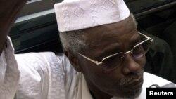 Cựu Tổng thống Chad Hissene Habré