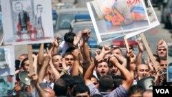 Pemerintah AS mengecam kekerasan terhadap demonstrasi damai di Suriah.