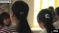 越南政府4年前開辦了一個收容所,迄今幫助了數十名遭拐賣的婦女。