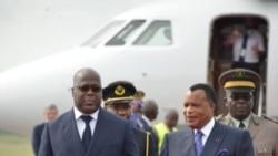 Annonce du début des travaux du pont entre Brazzaville et Kinshasa