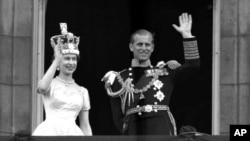 Britain Prince Philip (1953)