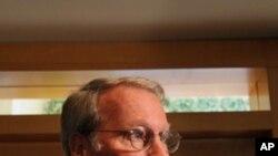 美国在台协会主席薄瑞光