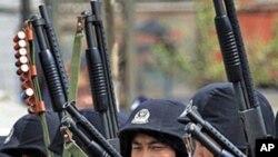 شن جیانگ: تشدد اور بدامنی میں ملوث چار افراد کو سزائے موت