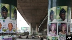 Nigéria em periodo eleitoral