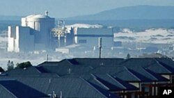 The Koeberg Nuclear Power Station is about 30 kilometers north of Cape Town. It is owned and operated by South Africa's power company Eksom.