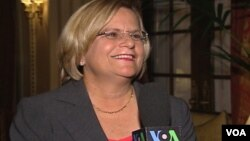 Ileana Ros-Lehtinen dijo que la medalla tiene para ella un significado especial.
