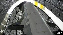 Máy bay không gian X-37B (Ảnh của Lực lượng Không quân Hoa Kỳ
