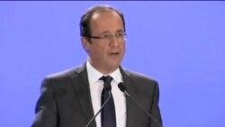 法国大选奥朗德得票超过萨科齐