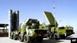 عکس آرشیوی از سامانه ضدموشکی اس-۳۰۰ ساخت روسیه
