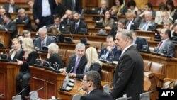 Poslanici u Skupštini Srbije