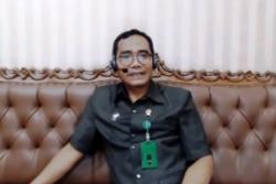 Imron Rosyadi Wakil Ketua Pengadilan Tinggi Agama DI Yogyakarta. (Foto: VOA/Nurhadi)