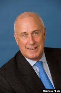 卡内基国际和平研究院研究副总裁、前美国在台协会台北办事处处长包道格(Douglas Paal)