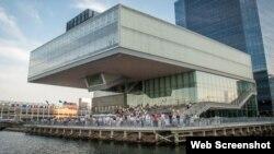 ساختمان موزه موسسه هنر معاصر بوستون - Photo: ICA