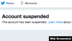英国优先党推特账号被关闭