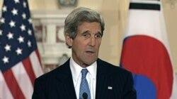 N Korea, 'Asia Pivot', Tops Kerry's Agenda