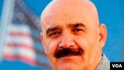 عباس کاموند، سخنگوی سفارت امریکا در کابل