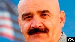 عباس کاموند معاون سخنگوی سفارت امریکا در کابل