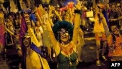 Brezilya'dan Amerika'ya Karnaval Kutlamaları