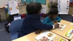 Older Volunteers Help Children Learn to Read