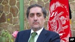 عبدالله و صالح: نمیخواهیم با دشمنان افغانستان معامله صورت بگيرد