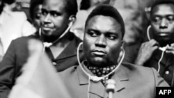 Uwahoze ari perezida w'u Rwanda Juvenal Habyarimana