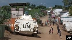 ONU muri Sudani y'Ubumanuko