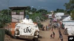 South Sudan Violence - Encounter