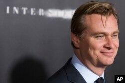 Đạo diễn Christopher Nolan tham dự buổi công chiếu phim 'Interstellar' ở New York, 3/11/2014.