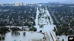 سمندری طوفان کترینہ کے پانچ سال مکمل