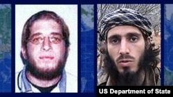 Rewards For Fugitives: American Jihadists