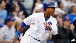 El pelotero dominicano firmó contrato con la escuela de béisbol cuando tenía 15 años.