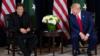 صدر ٹرمپ کی ایک بار پھر کشمیر پر ثالثی کی پیشکش