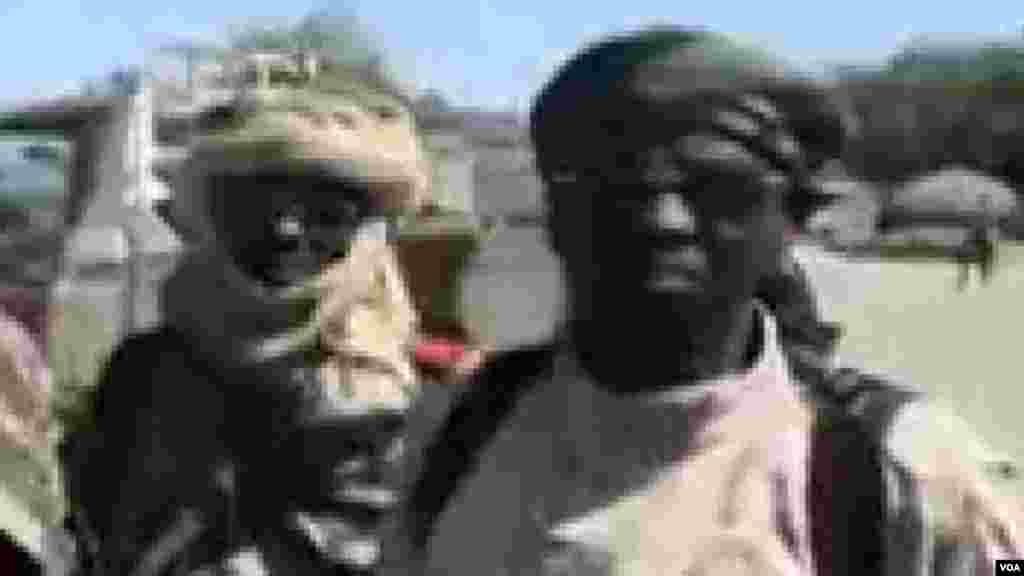 Sojojin Chadi na kare iyakar Najeriya da Kamaru.