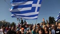 یونان میں کارکنوں کی عام ہڑتال(فائل)