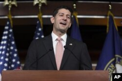 Speaker Paul Ryan.