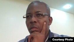 Walter Cristóvão - Jornalista - Angola