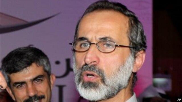 Pemimpin oposisi Suriah, Ahmed al-Khatib (Foto: dok).
