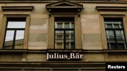 Trụ sở ngân hàng tư nhân Thụy Sĩ Julius Baer tại Zurich.