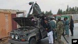 خودکش حملے میں قندھار کا نائب گورنر ہلاک