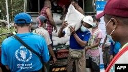 MYANMAR-COUP-POLITICS-FOOD, FOCUS