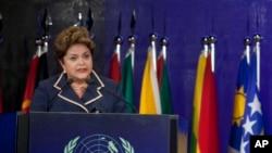 """El anuncio convierte a Rousseff en formalmente investigada en relación a la llamada """"Operación Lava Jato"""", que desde 2014 busca desentramar una red de corrupción que desvió más de 2.000 millones de dólares de Petrobras."""