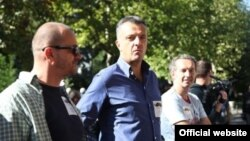 """Direktor """"Vijesti"""" Željko Ivanović (C) (arhivski snimak rtcg.org)"""