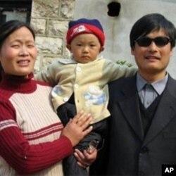 ក្រុមគ្រួសារលោក ចេន គ្វាងចេង (Chen Guangcheng)
