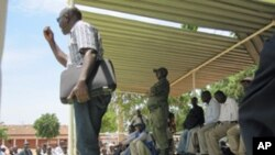 Governador de Luanda proíbe vigília pacífica