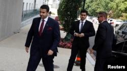 په واشنگټن ډي سي کې د سعودي عربستان سفیر خالد بن سلمان